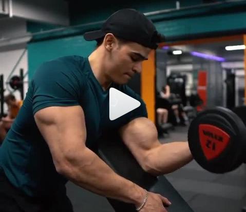 Biceps Workout 10