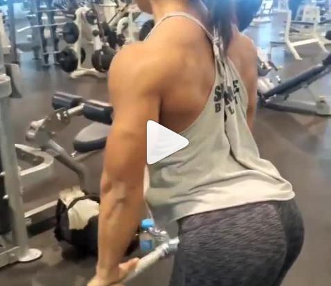 Lats Workout 1