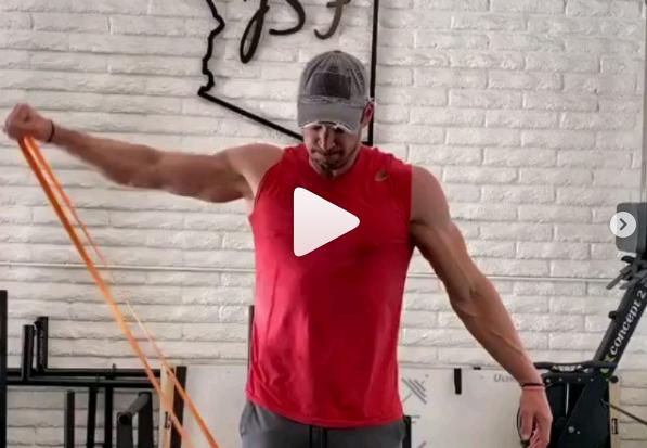 Shoulders Workout 3