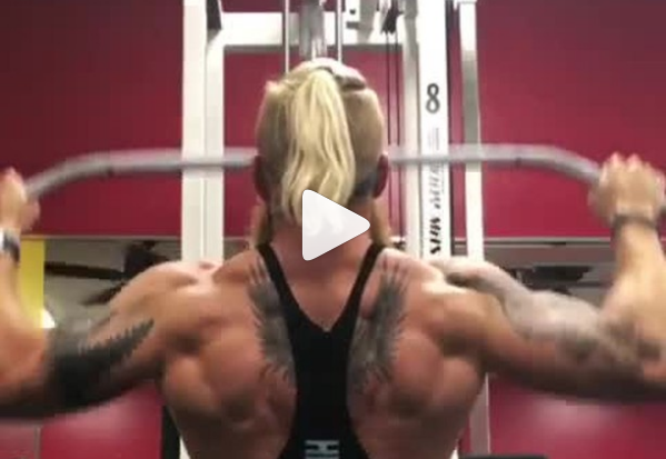 Back Workout 16