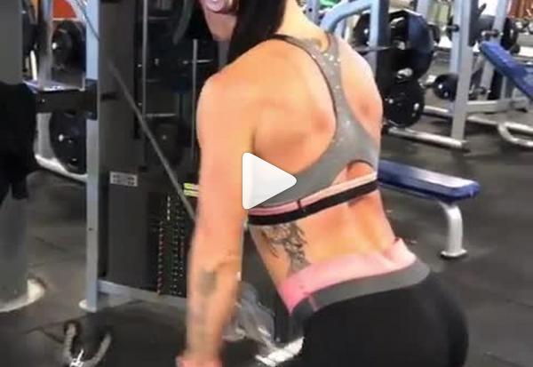 Back Workout 17