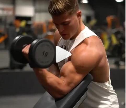 Biceps Workout 13