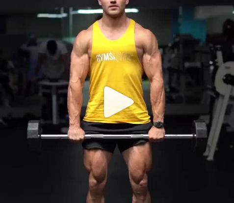 Biceps Workout 14