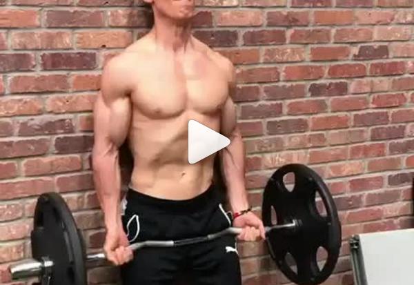 Biceps Workout 16