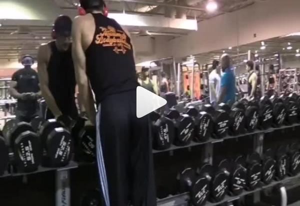Biceps Workout 30