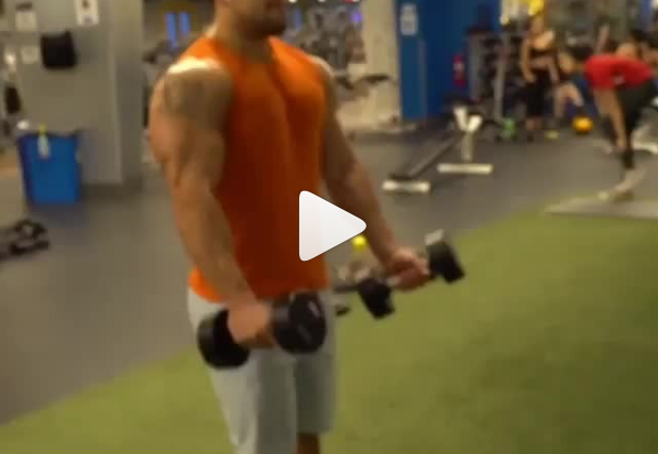 Biceps Workout 31