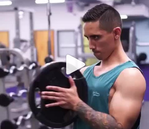 Chest Workout 13