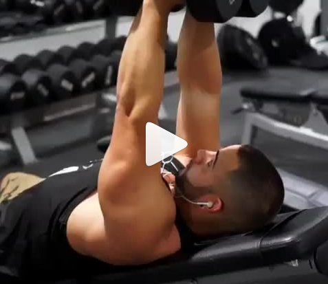 Chest Workout 14