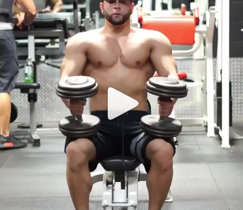 Chest Workout 21