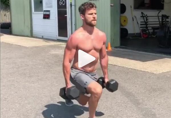 Full Body Workout 20