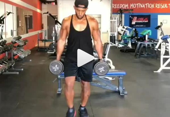 Full Body Workout 36