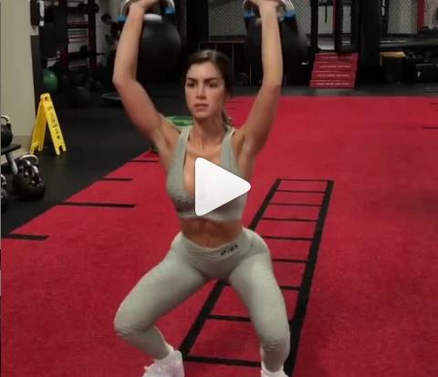 Legs Workout 24
