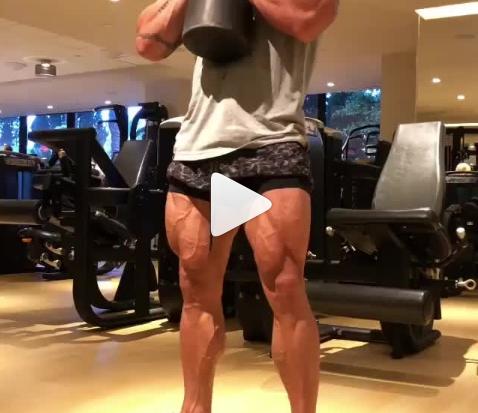 Legs Workout 26