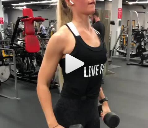 Shoulders Workout 14