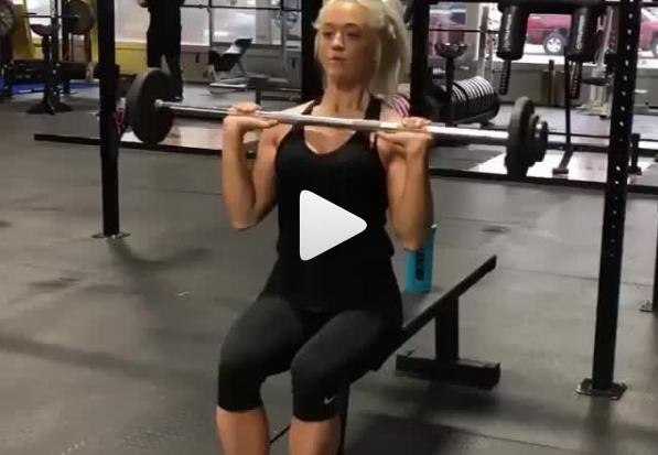 Shoulders Workout 15