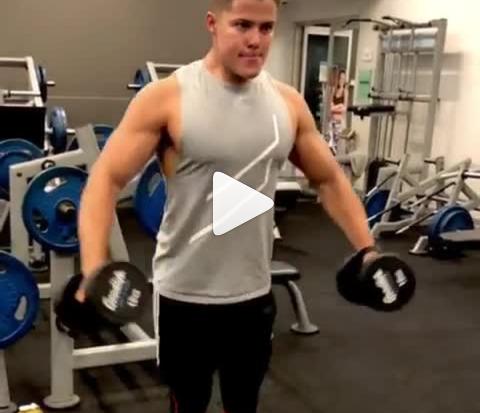 Shoulders Workout 24