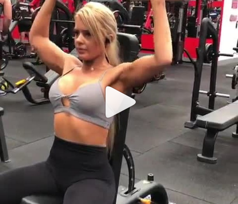 Shoulders Workout 28