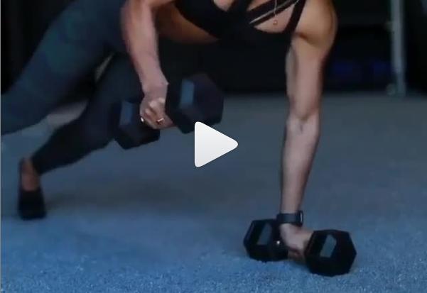 Upper Body Workout 10