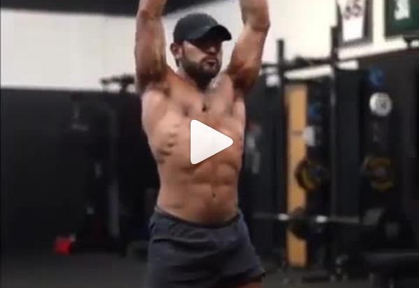 Upper Body Workout 22