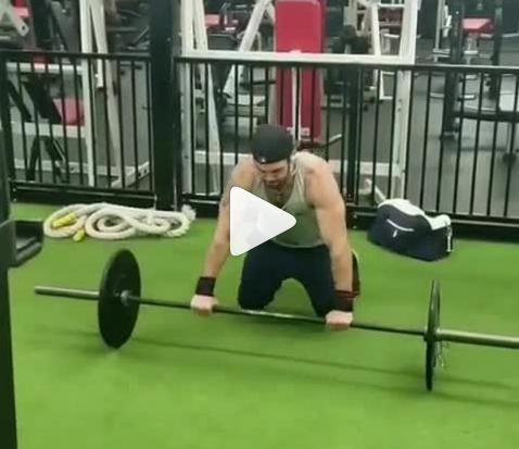 Upper Body Workout 29