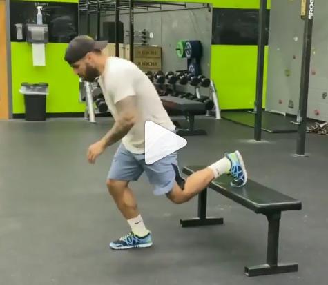 Full Body Workout 70